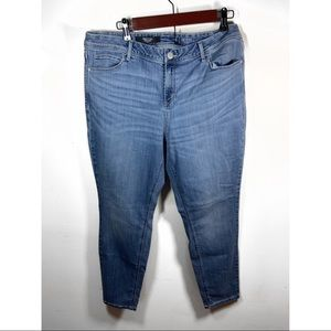 Simply Vera Wang Jeans Size 16S Midrise Skinny